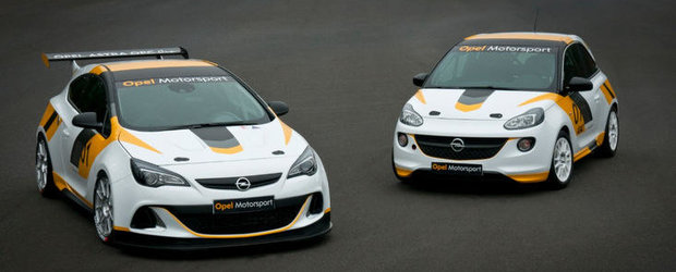Opel revine in motorsport!