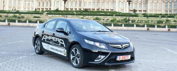 Opel Romania ieftineste modelul electric Ampera