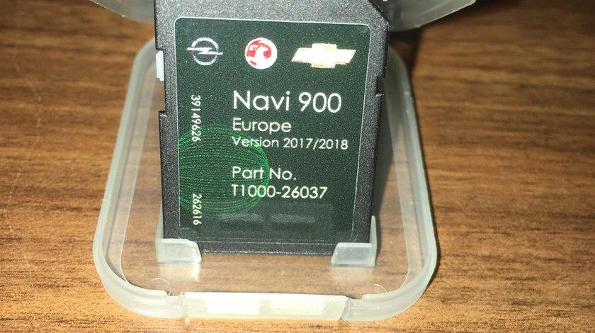 OPEL SD Card Navigatie Navi 600 Navi 900 Astra Insignia Mokka 2018