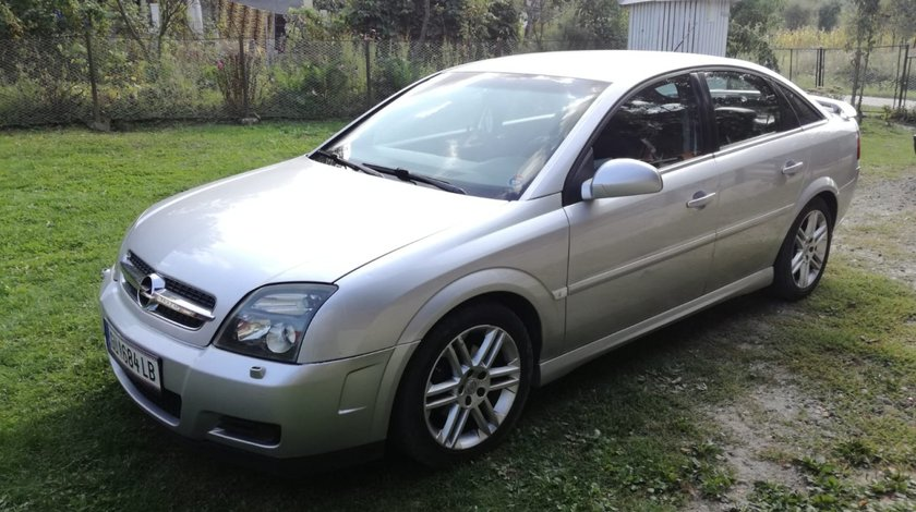 Opel Signum 2.2 GTS 2003