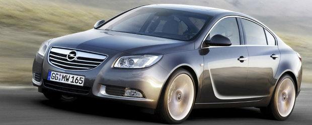Opel strange cureaua si reduce programul de lucru la uzinele din Germania