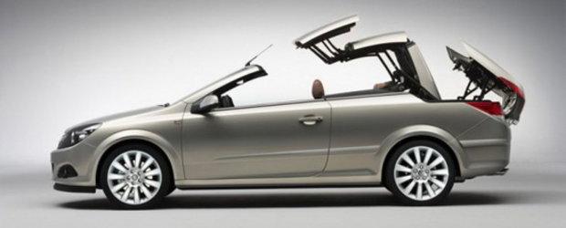 Opel/Vauxhall confirma productia unui nou model decapotabil