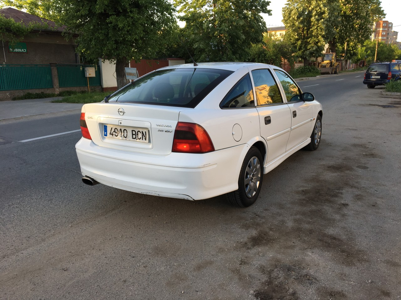 Opel Vectra 2.0 diesel 2001