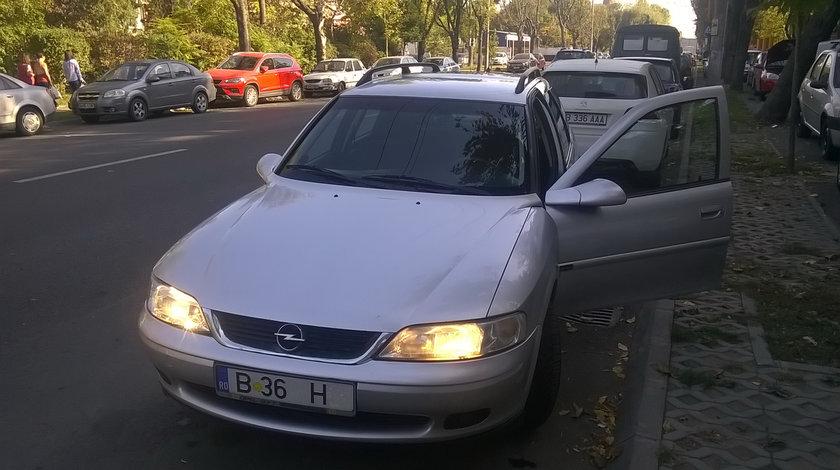 Opel Vectra 2.2DTI Y22DTR 2001