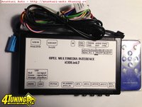 Opel Video Interface DVD600 DVD800 CD500 NAVI 950 for Insignia AstraJ HDMI VGA