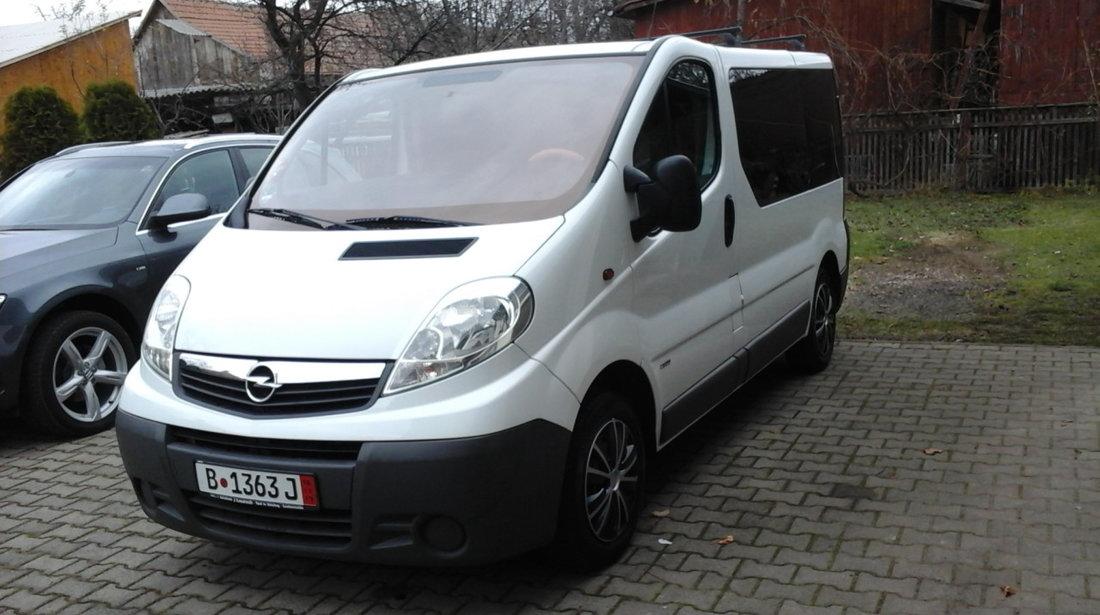 Opel Vivaro 2.0 CDTI 2009