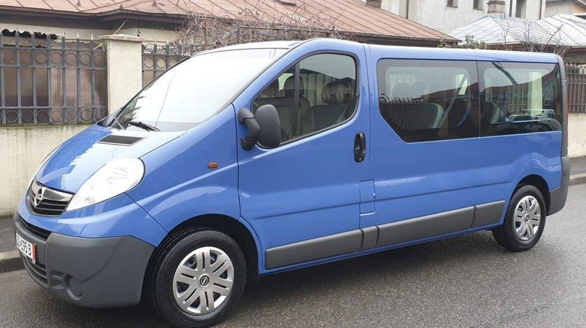 Opel Vivaro 2.0 diesel 2010
