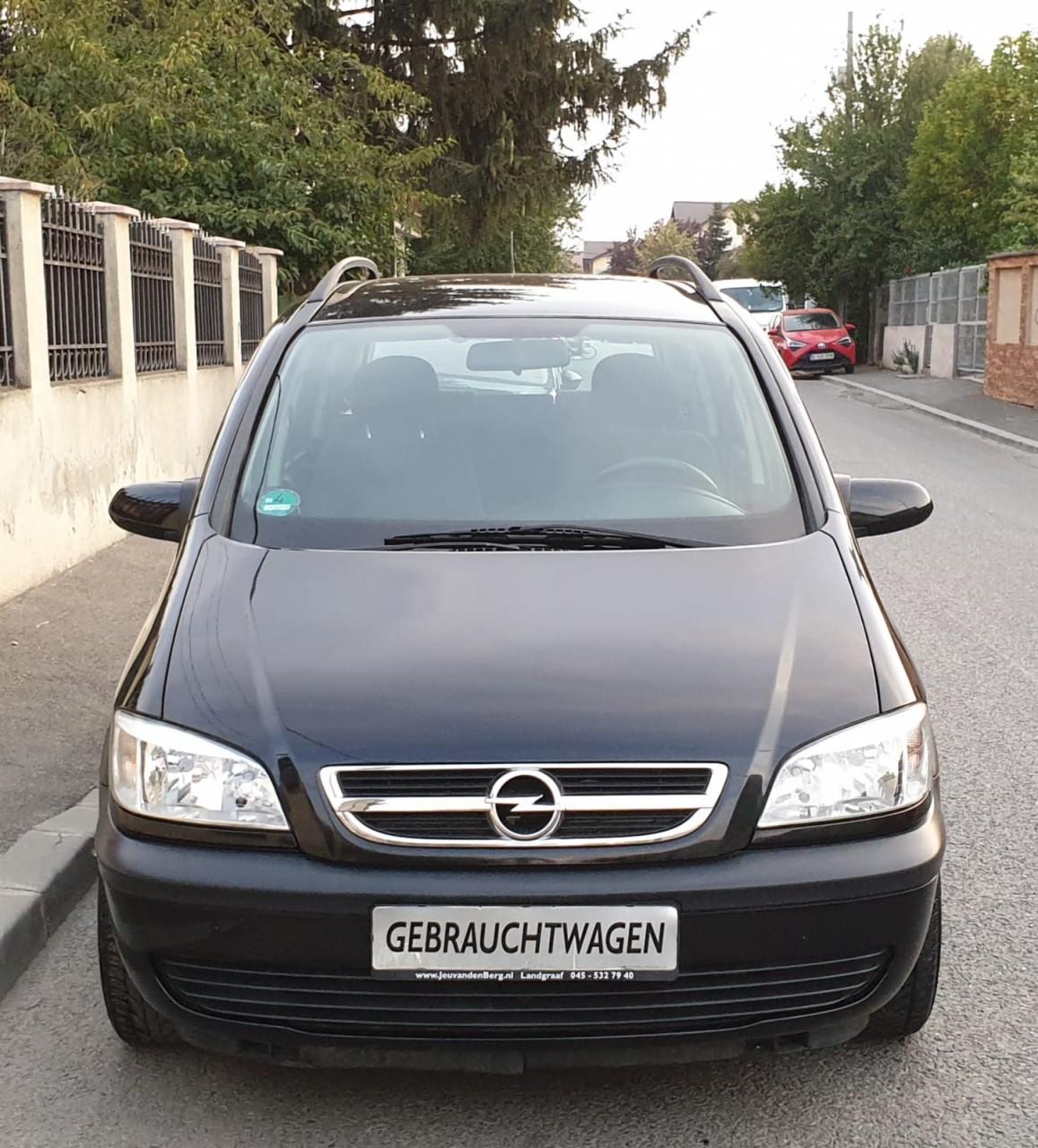 Opel Zafira 1.6 benzina 2004