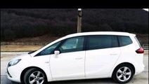 Opel Zafira 1,6TDI 2014