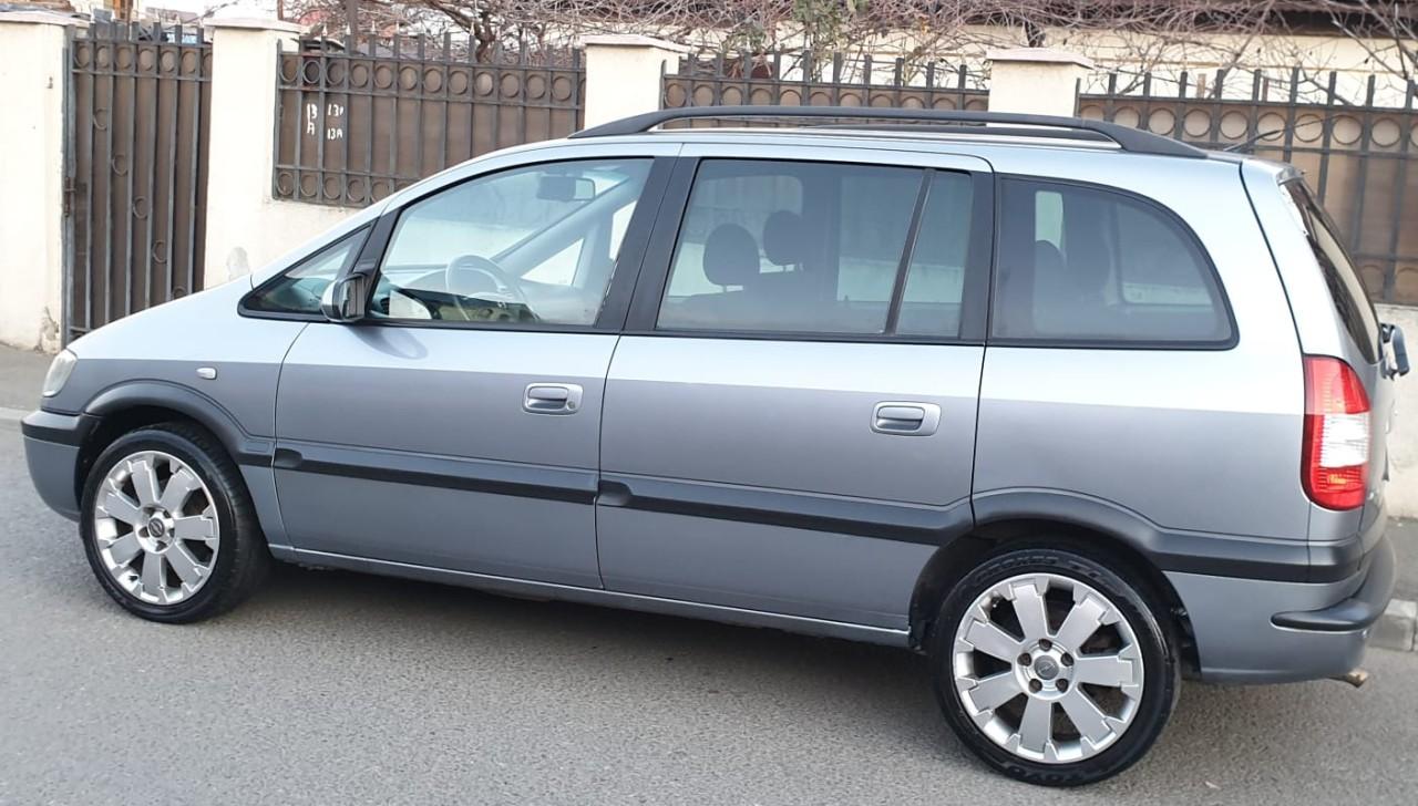 Opel Zafira 1,8 benzina 2005