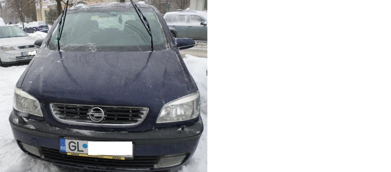 Opel Zafira 1796 2000