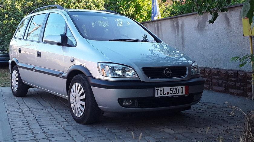 Opel Zafira 2.0 2001