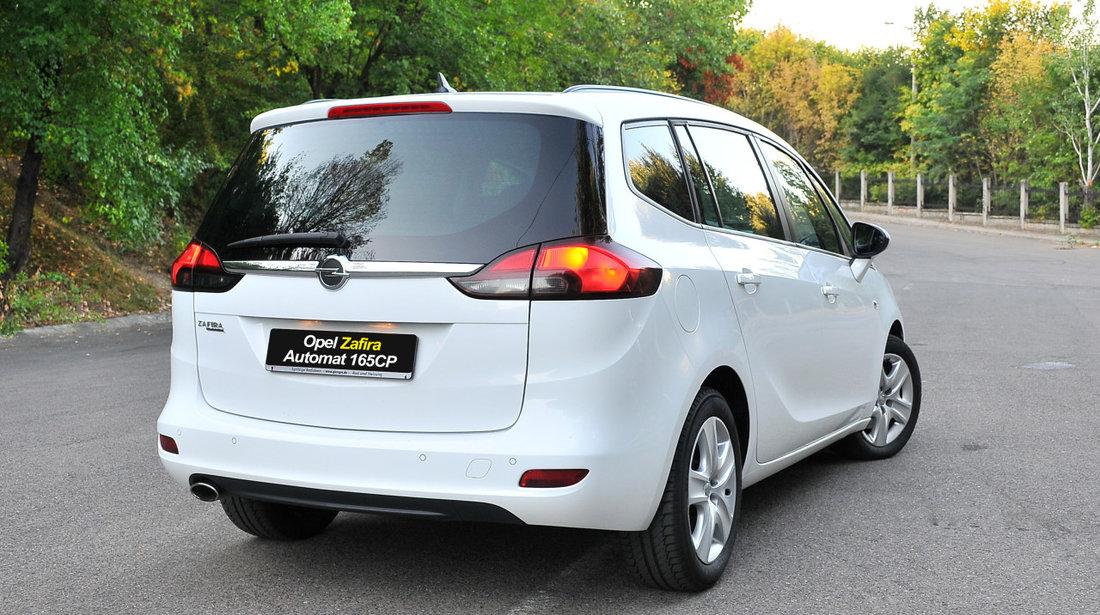Opel Zafira 2.0 2013