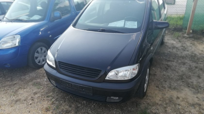 Opel Zafira Benzina 2002