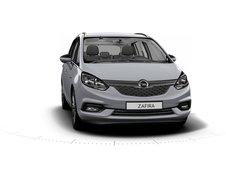 Opel Zafira Facelift - Primele poze