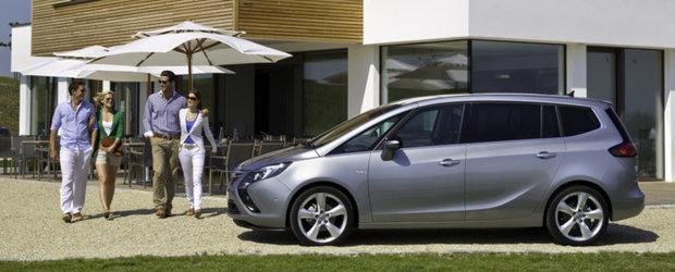Opel Zafira Tourer - Noul maestru al versatilitatii