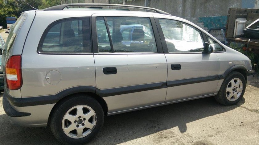 Opel Zafira Y20DTH 2001