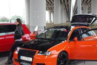 Orange Party: Audi A3 by Alex