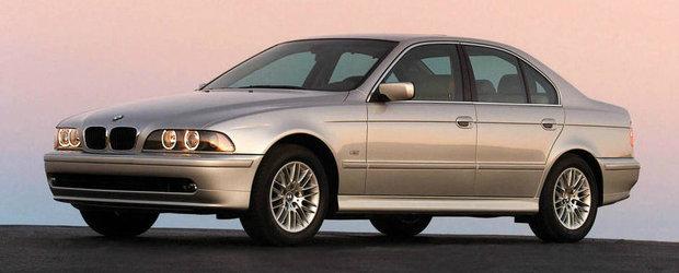 Oricine si-a dorit sa conduca macar una. TOATE generatiile de BMW Seria 5 lansate pana acum