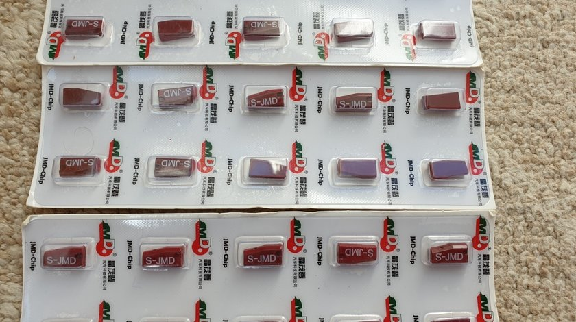 Original JMD Red Chip S-JMD Handy Baby pentru ID 46/47/48/4C/4D/G/T5 King Chip