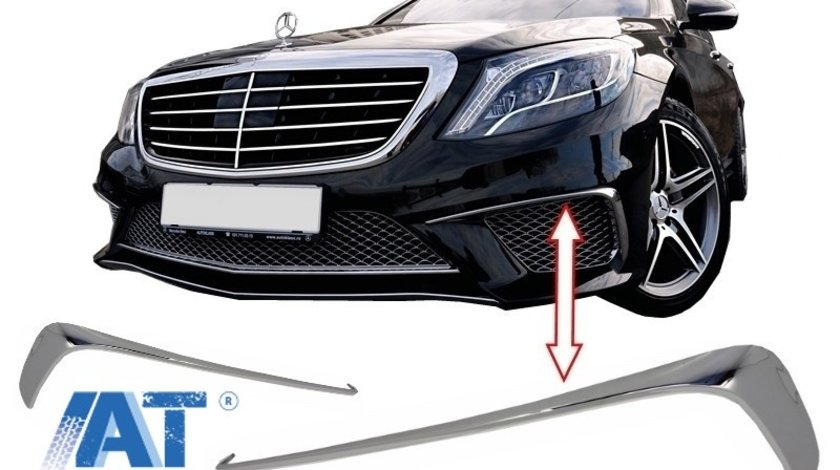 Ornament Bara Fata compatibil cu MERCEDES Benz W222 S-Class S65 A-Design (2013-up)