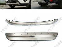 ORNAMENT BARA FATA SI SPATE DIN INOX Mazda CX5 2012-2016 [2-BUC]