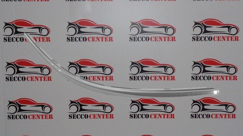 Ornament crom bara fata VW Passat B5 2000 2001 2002 2003 2004 2005 dreapta