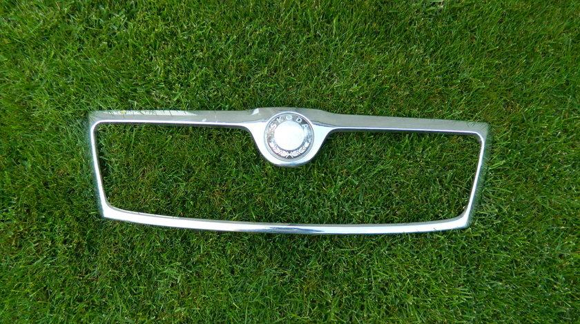 Ornament crom grila Skoda Octavia 2 cod 1Z0853661