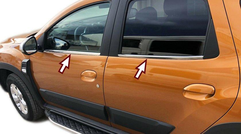 Ornament cromat pentru perie geam Dacia Duster II 2018-> VistaCar