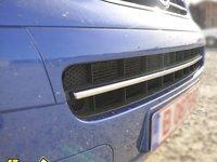 Ornament din inox pentru grila inferioara VW T5