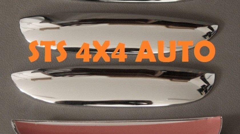 ORNAMENT MANERE DIN INOX BMW E38 94-01 / E39 95-03 [4-Buc]