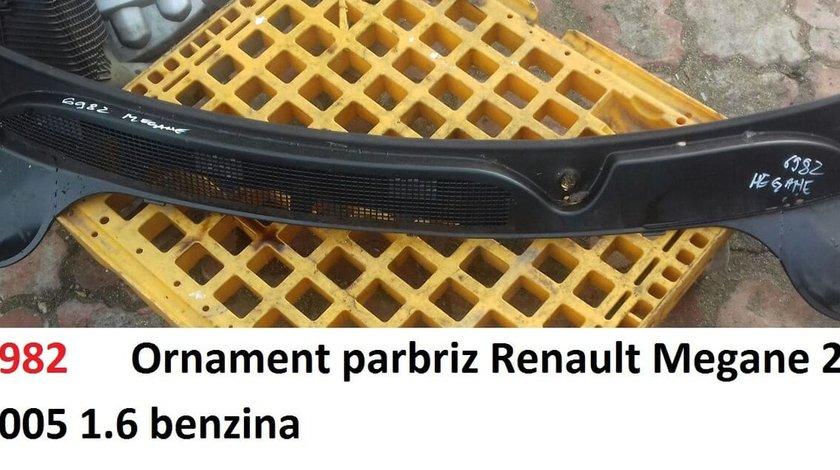 Ornament parbriz Renault Megane 2