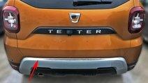 Ornament portbagaj crom Dacia Duster II 2017-> ,Li...