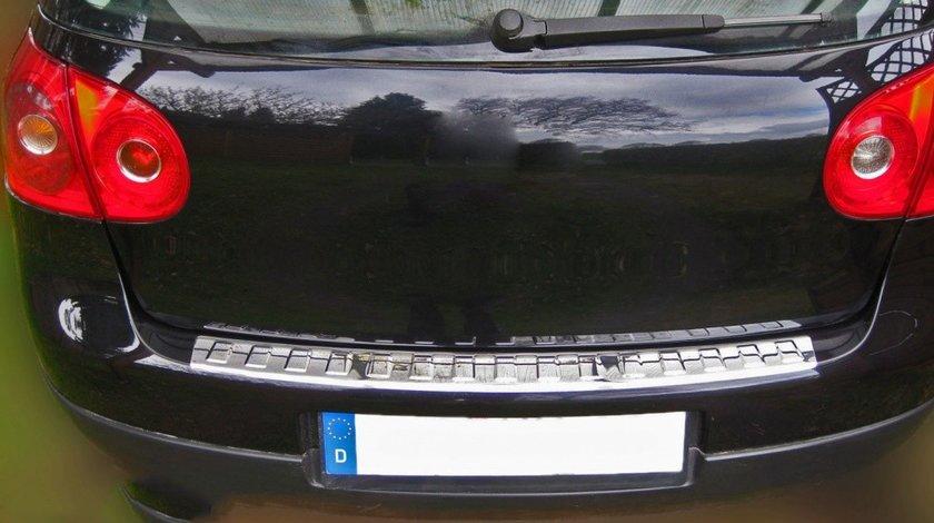 Ornament portbagaj crom VW Golf 5 hatchback 2003-2008 ,Livrare in 24 ore!!! dal03491