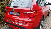 Ornament protectie portbagaj Crom BMW X3 F25 2010-...
