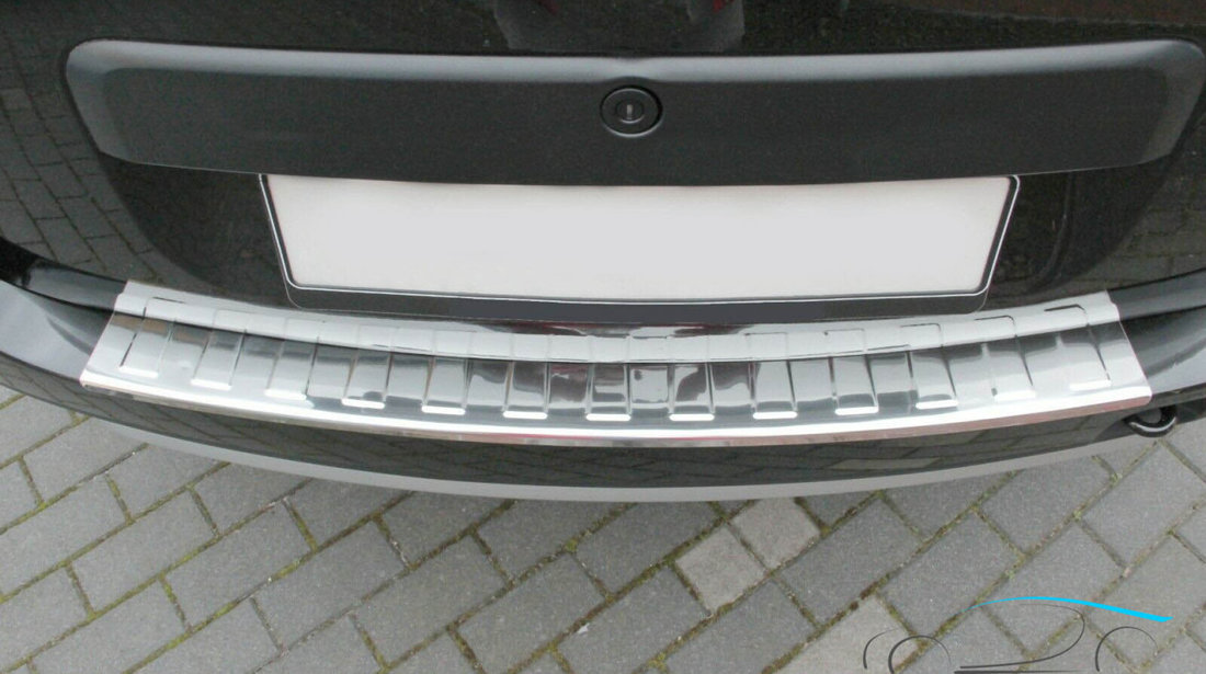 Ornament protectie portbagaj Crom Dacia Duster I 2010-2017