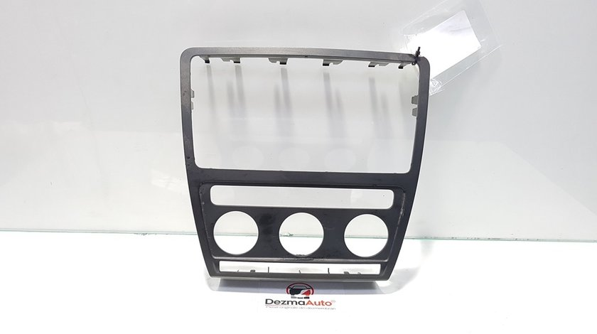 Ornament radio, Skoda Octavia 2 (1Z3), 1Z0858069A (id:381435)