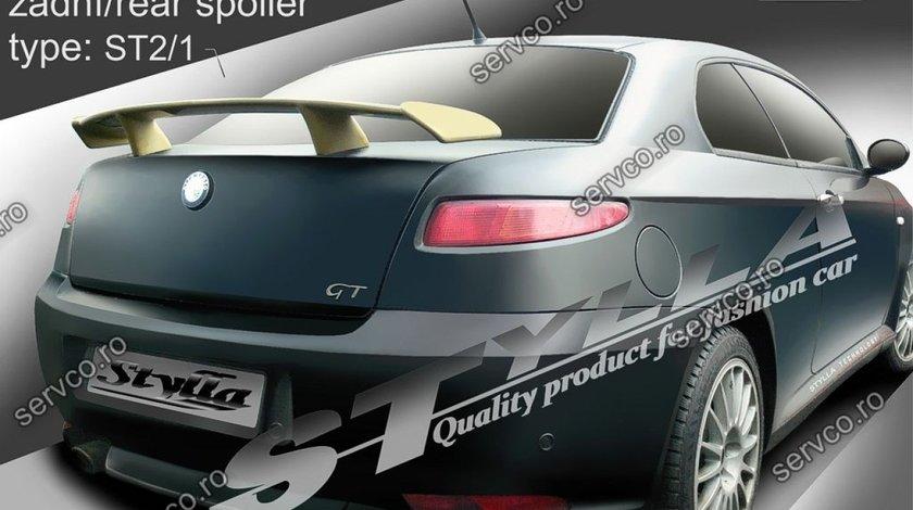 Ornament spoiler tuning sport Eleron portbagaj Alfa Romeo GT 2003–2010 v1
