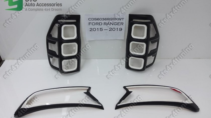 ORNAMENT STOPURI + ORNAMENT FARURI FORD RANGER T7 T8 2015-2020 MBWT