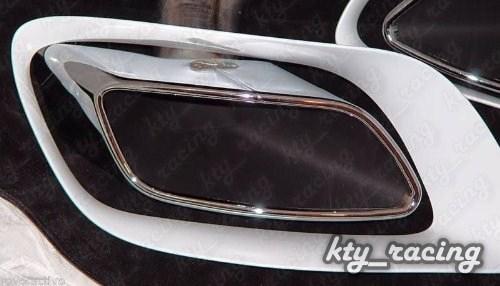 ORNAMENT TOBA BMW X6 E71 2008-2014