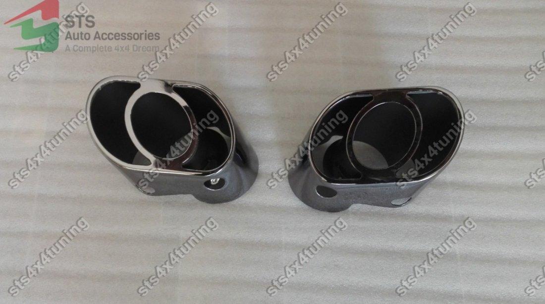 ORNAMENT TOBA INOX BMW X5 [2-BUC]TT
