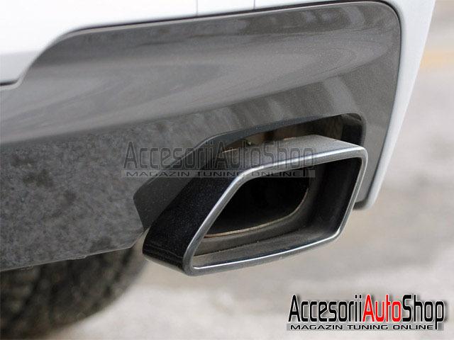 Ornament toba tips BMW Seria 6 F12 F13 F06 2012+