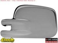 ORNAMENTE/CAPACE CROMATE PENTRU OGLINDA VW T4/CARAVELLE