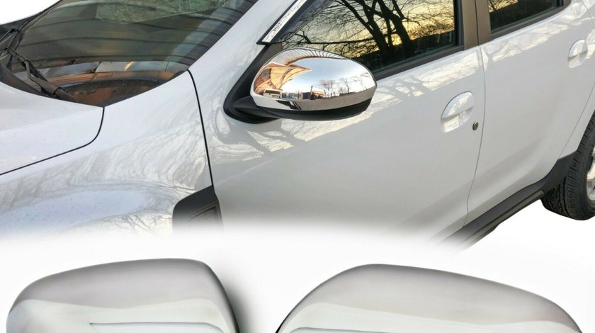 Ornamente crom oglinda Dacia Duster II din 2018