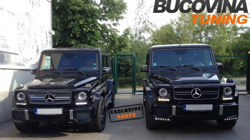 ORNAMENTE DAYLINE LED MERCEDES G CLASS W463