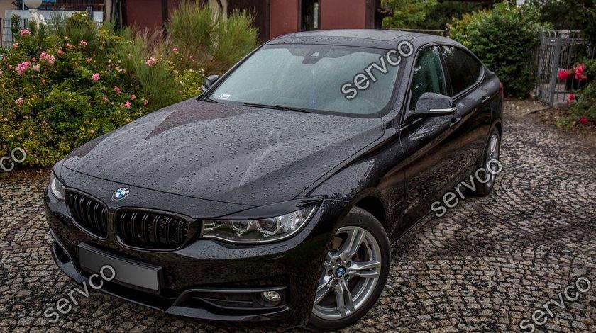 Ornamente faruri pleoape BMW Seria 3 F34 GT 2012-2016 v1