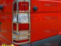 Ornamente inox pentru stopuri Mercedes Sprinter W906 2006-2014