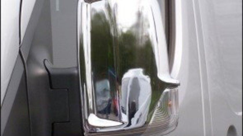 ORNAMENTE OGLINZI CROMATE PENTRU VW CRAFTER