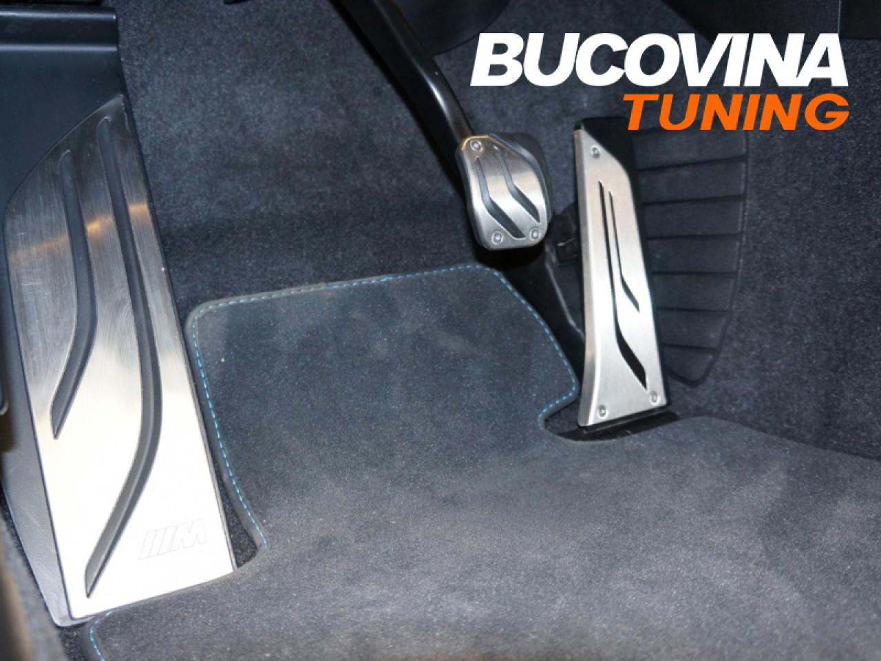Ornamente pedale BMW Seria 4 F32/ F33 (Dupa-2013) Automat
