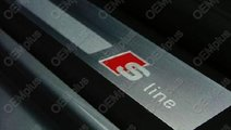 Ornamente praguri interioare S-line din aluminiu p...